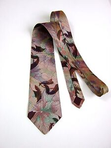 PARSIFAL 100% Silk Made IN Italy Original