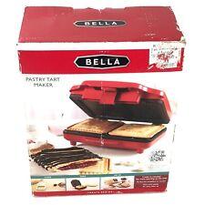 Bella Pastry Tart Maker Red New In Box