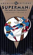 SUPERMAN: THE MAN OF TOMORROW ARCHIVES VOL #3 HARDCOVER DC Comics #225-268 HC