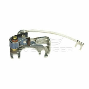 Fuelmiser Contact Set Distributor S214 fits Toyota Corolla 1.6 i (AE71)