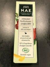N.A.E. - Crème Jour Hydratante Visage Certifiée Bio - 50 ml