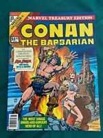Conan The Barbarian Treasury #15 Fine/Very Fine (7.0) -White Pages! (See Notes)