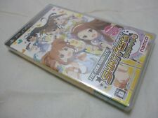 New 7-14 Days to USA. PSP The Idolm@ster Shiny Festa funky note Japanese Version