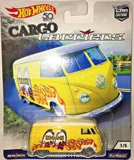 Hot Wheels Car Culture CARGO CARRIERS Mooneyes VOLKSWAGON T1 Panel Bus