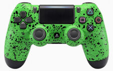 """3D Green"" PS4 PRO Modded controller 40 MODS for COD WW2 BO3 All Games CUH-ZCT2U"