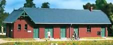 Auhagen TT 13314: Toilette de gare avec Stabulation (Bausat