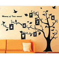 Tree Removable Decal Room Wall Sticker Vinyl Art DIY Decor Home Family Mural