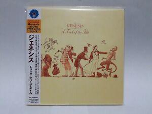 GENESIS A TRICK OF THE TAIL MINI LP CD JAPAN PHIL COLLINS