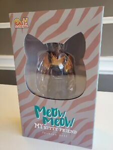 Meow Meow My Kitty Friend Fashion Doll Limited First Edition Tossa Tossa Figure