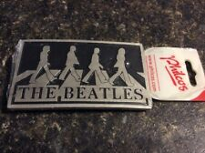 The Beatles Abbey Road Belt Buckle