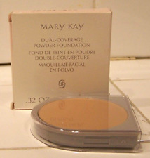 Mary Kay dual coverage powder foundation Beige 400 #8701 Nos grey D cup