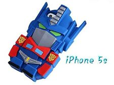 Coque IPhone 5S Transformers