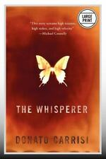The Whisperer by Donato Carrisi (2012, Paperback, Large Type)