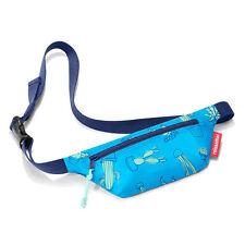 reisenthel kids Kinderbauchtasche beltbag cactus blue