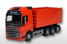 EMEK 20855 Volvo FH04 GL Abrollmulde gross 38cm1:25 rote   Ausfuehrung