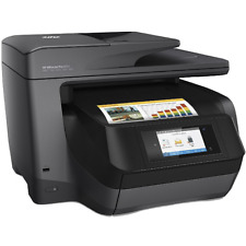 HP OfficeJet Pro 8725 All-in-One-Drucker M9L80A Drucken/Kopieren/Scannen/Faxen
