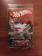 2013 Hot Wheels School Busted ZAMAC collectors mail in car
