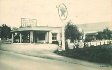 1940s Red Star Cottages Texaco Gas Station MONTOURSVILLE Pennsylvania Smith 6275