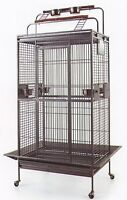 NEW Large Bird Parrot PlayTop Cage Cockatiel Macaw Conure Aviary Finch Cage 863