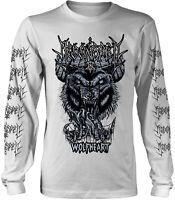MOONSPELL Wolfheart LONG SLEEVE T-SHIRT OFFICIAL MERCHANDISE