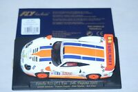 Fly Porsche 911 GT1 Evo 24 1:32 Slotcar Stunden Daytona 2003 Gunnar Raycing
