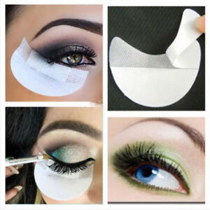 20pcs Eye Shadow Shields Protector Pads For Eyes Lips Makeup Application Tool