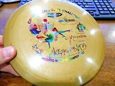 Innova Prototype Pre Release G Star Teebird Disc Golf Driver Gold 175G @ Lsdiscs