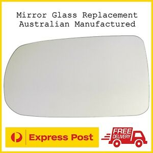 Ford Laser KN KQ 1998-2002 Left Passengers Side Mirror Glass Replacement
