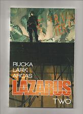 Lazarus: Vol 2 - TPB 1st Print - (Grade 9.2) 2014