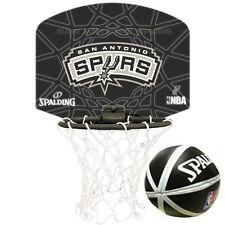 Spalding Micro Mini Basket - SAN ANTONIO SPURS