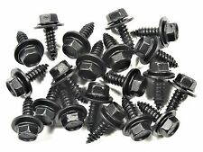 Ford Firewall & Inner Fender Hex Screws- Qty.20- M6.3mm x 20mm- 10mm Hex- #179