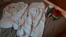 Taekwondo AnzugXL +5 Gürtel Sparpack Anzug von Red Ox/ Gürtel 260-280cm