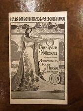 Sales brochure FN 1900.