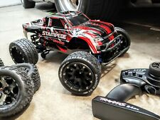 Traxxas Stampede 4x4 Vxl 1:10 2.4G Tqi w/Tsm Brushless Rc Off Road Truck