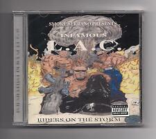 INFAMOUS L.A.C. - Riders on the storm CD SEALED Chicano Rap West Coast 2000