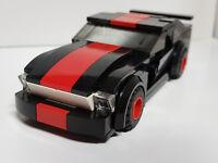 Lego Eigenbau Ford Mustang GT  gebaut aus Lego