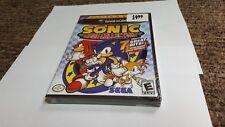 Sonic Mega Collection (Nintendo GameCube, 2002)