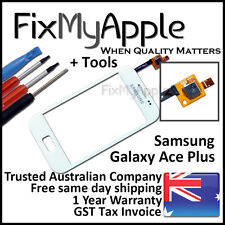 Samsung Galaxy Ace Plus S7500 Genuine White Glass Touch Screen Digitizer Tools