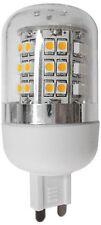 LAMPADA A LED ATTACCO G9 3,5W LUCE BIANCA 3000K D. 31MM L.66MM 48LED SMD3528