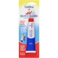 Faultless 1 oz Hot Iron Soleplate Cleaner ~~ NEW ~~  Hard to find!!