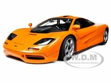 1994 MCLAREN F1 ROAD CAR ORANGE 1:12 DIECAST MODEL CAR BY MINICHAMPS 530133131