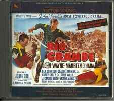 RIO GRANDE [VARESE SARABANDE] CD, May-1993 VSD-5378) - JOHN WAYNE SOUNDTRACK