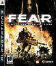 F.E.A.R. FEAR First Encounter Assault Recon (Sony PlayStation 3) PS3 Disc only