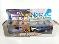 Road Champions 1:43 'Then&Now' Chevy Truck 2-Pack Limited Edition Damaged Box