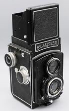 Rollei Rolleicord II 120 Film TLR Camera w/ Triotar 7.5cm F3.5 Lens