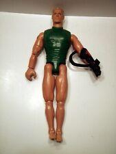 1999 G.I Joe Trigger Fist Rocket Arm 11in Hasbro Action Figure.