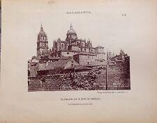 SALAMANCA,colección de imágenes de las fotografías de J. Laurent y Cª, s.XX