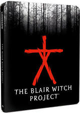 The Blair Witch Project - Limited Edition Steelbook (Blu-Ray) Region B! New!