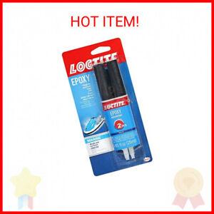 Loctite 1919324 Marine Epoxy 0.85-Fluid Ounce Syringe 1 Pack, White, 8 Fl Oz