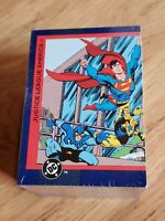 1993 DC COSMIC TEAMS JUSTICE LEAGUE OF AMERICA COMPLETE 150 CARD SET SKYBOX